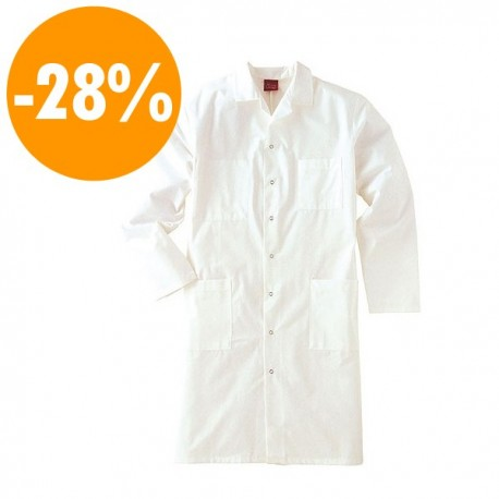 Blouse chimie coton